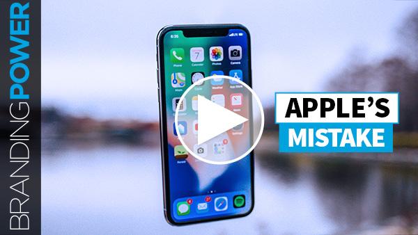 Apple's Mistake